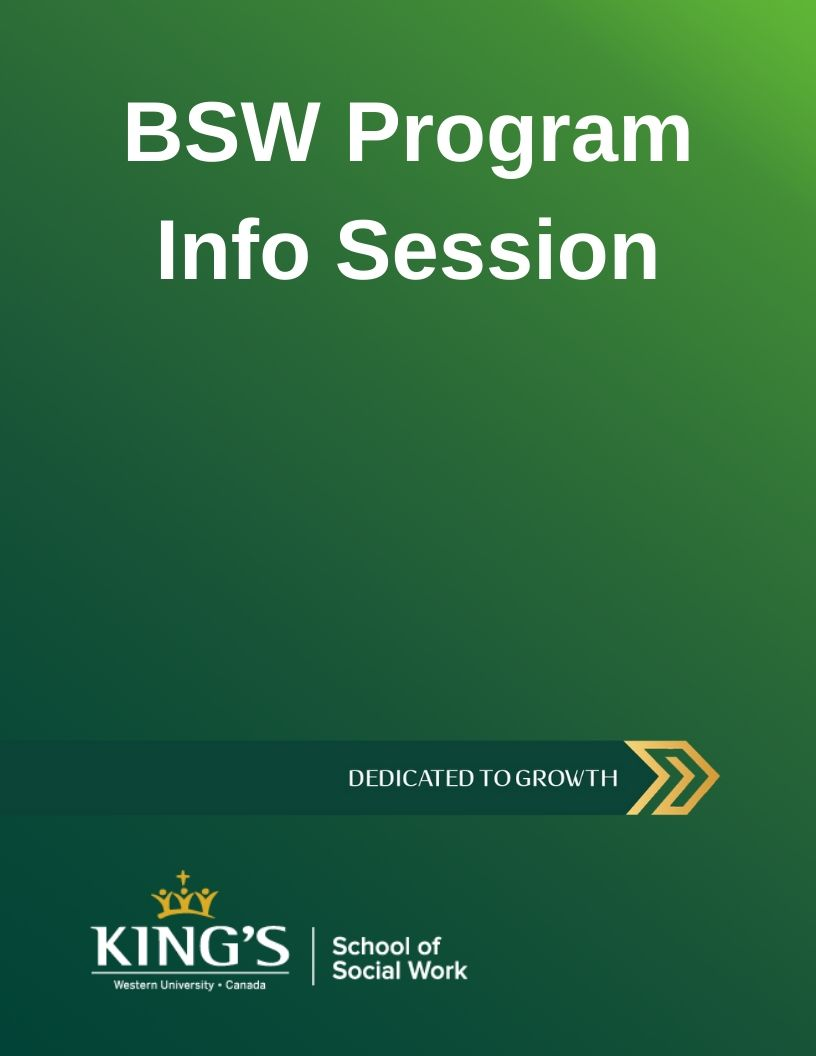 BSW Application Information